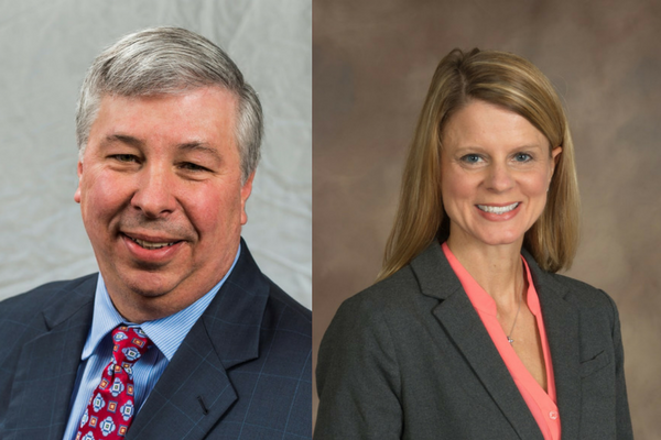 OSF HealthCare taps new leaders