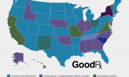Prescription painkillers are most prescribed drugs in Illinois