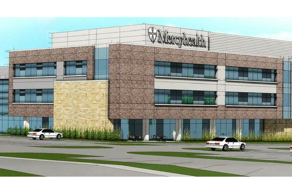 Crystal Lake City Council approves final site plan for Mercyhealth hospital
