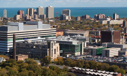 University of Chicago trauma center sees busy first month