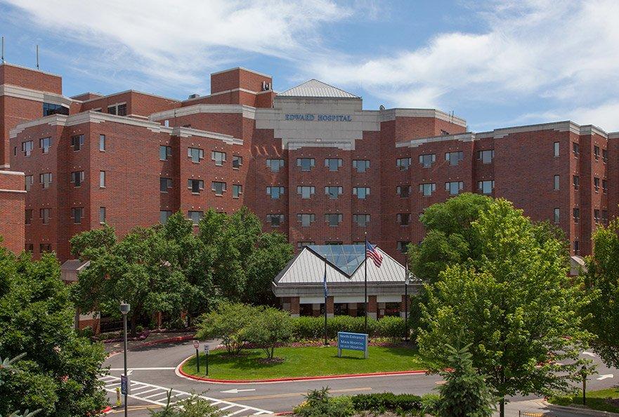 Edward-Elmhurst proposes $51 million medical office building at Edward Hospital
