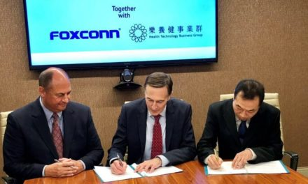 Advocate Aurora Health, Foxconn plan collaboration
