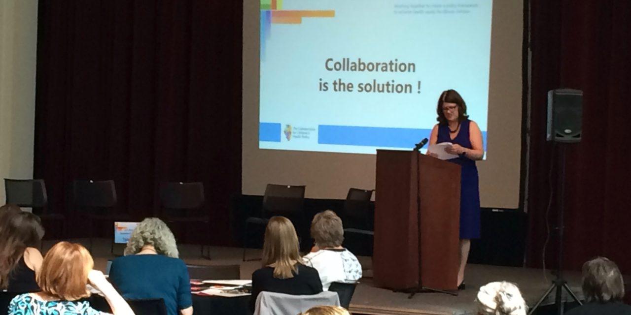 Collaborative seeks to improve children's health