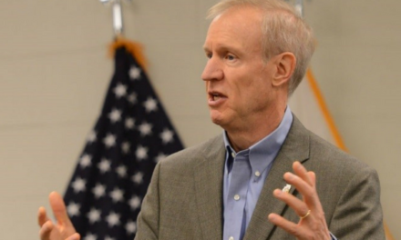 Rauner takes action on healthcare bills