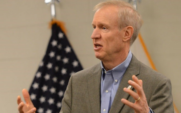 Rauner issues several vetoes on way out the door