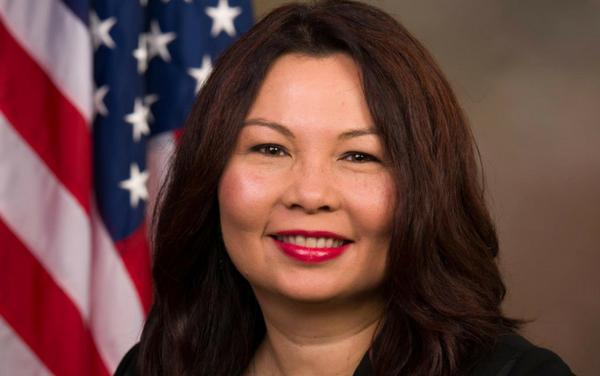 Duckworth pushes senators to opposeKavanaugh