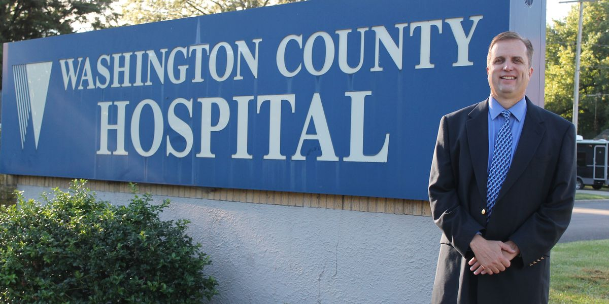 Washington County Hospital names new president