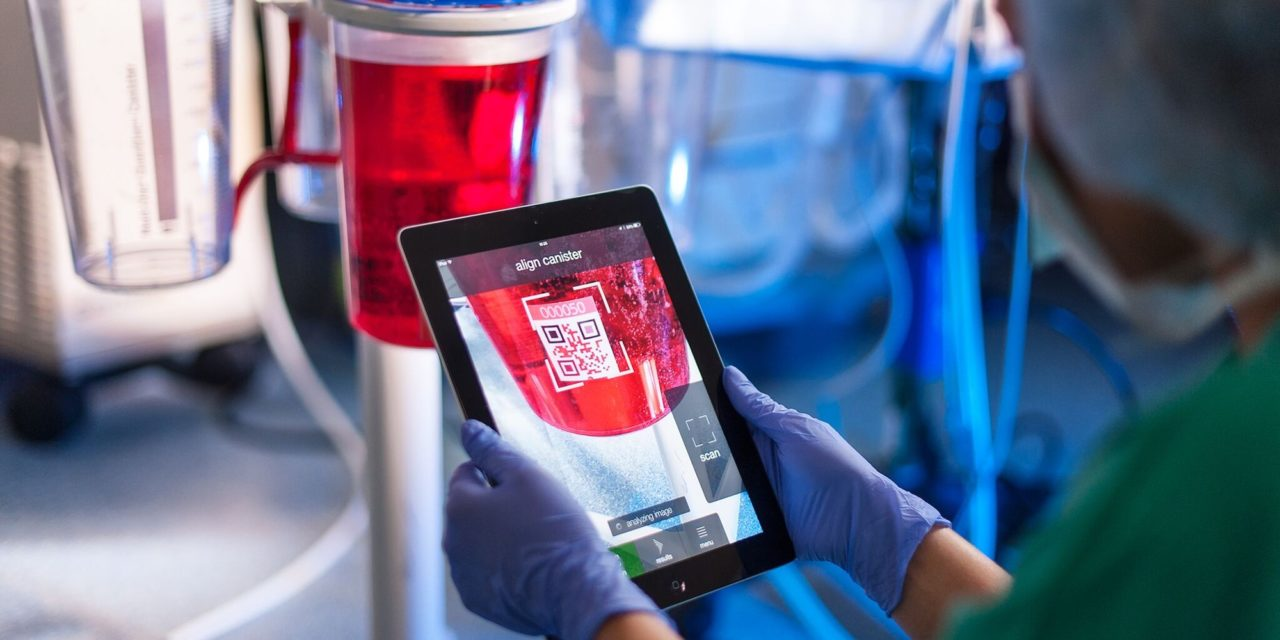 OSF invests in blood loss monitoring technology