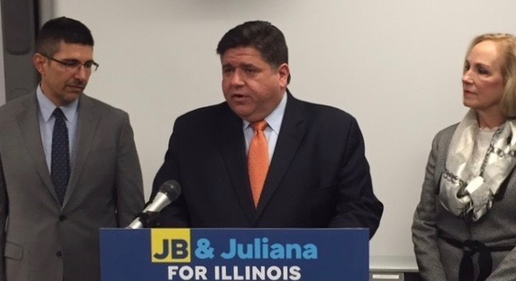 "Pritzker unveils health transition committee, reiterates support for ""public option"""