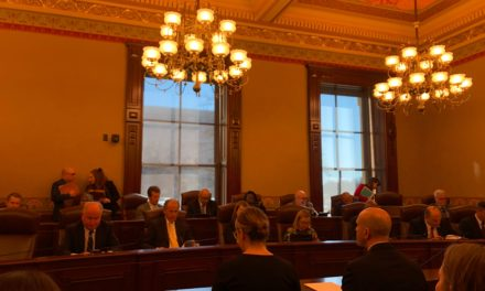 Lawmakers hold hearing on health insurance rate review board bill