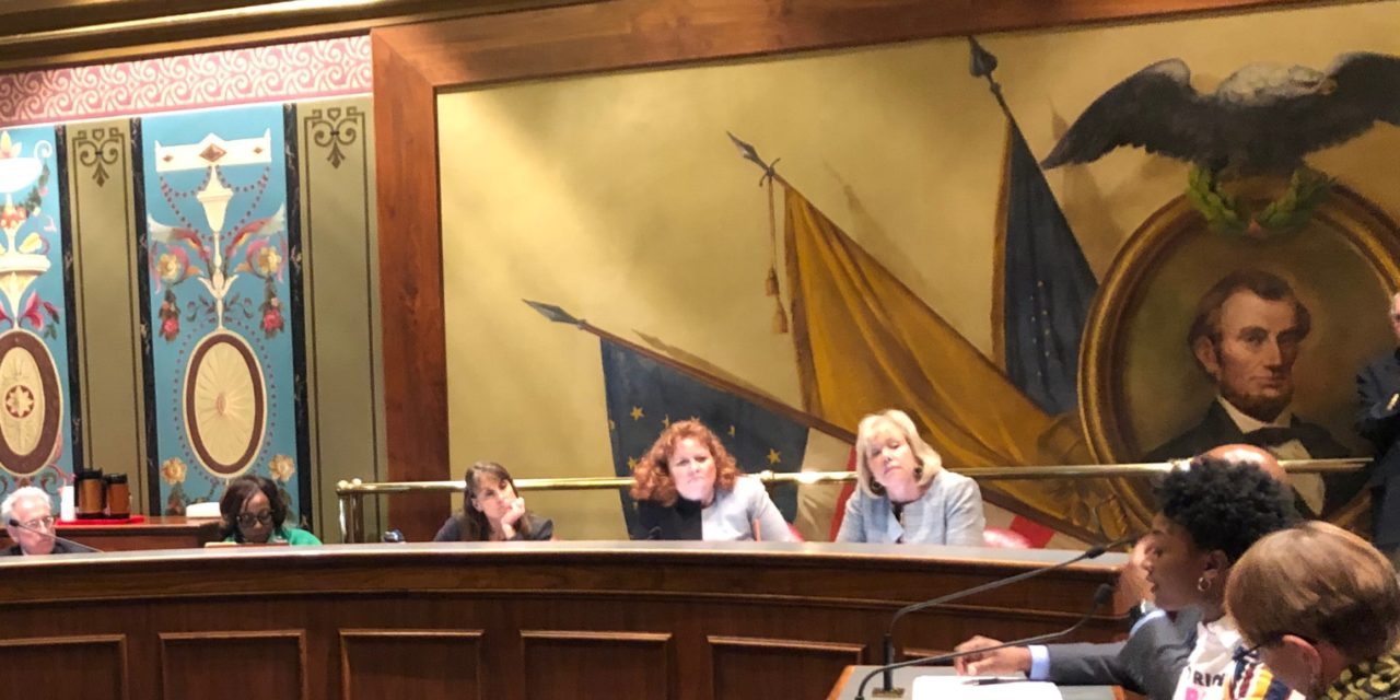 Plan to eliminate parent notification requirements for abortions passes committee