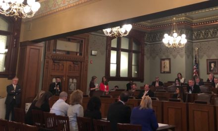 Nurse staffing ratio bill passes through House committee