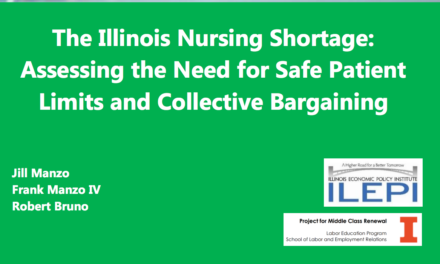 Report: Staffing ratios, unionization could help address nursing shortage