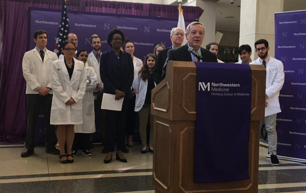 Illinois lawmakers push for increased funding for medical research