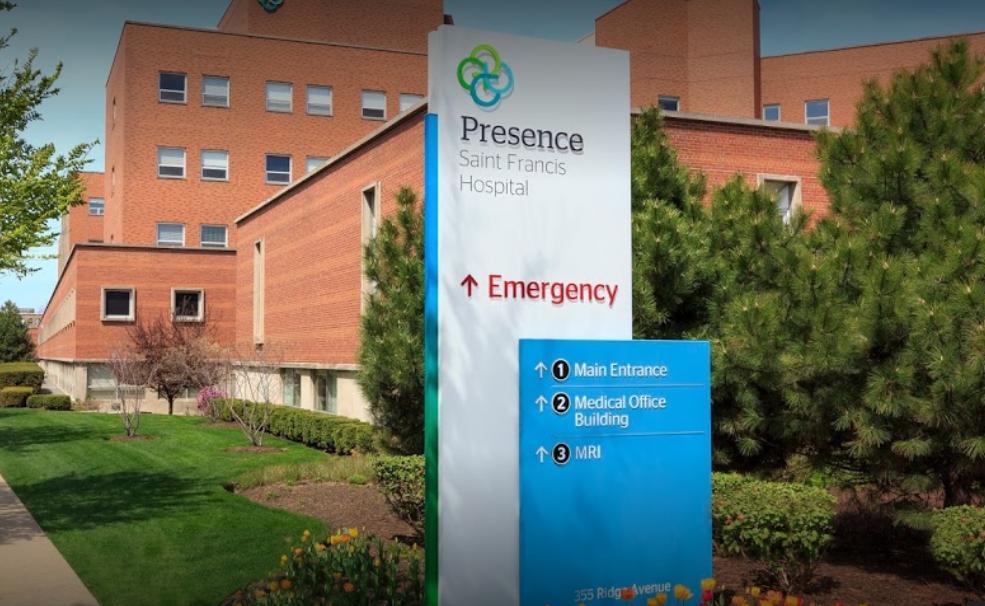AMITA Health's St. Francis Hospital partnering with fire department to decrease return visits to the emergency room