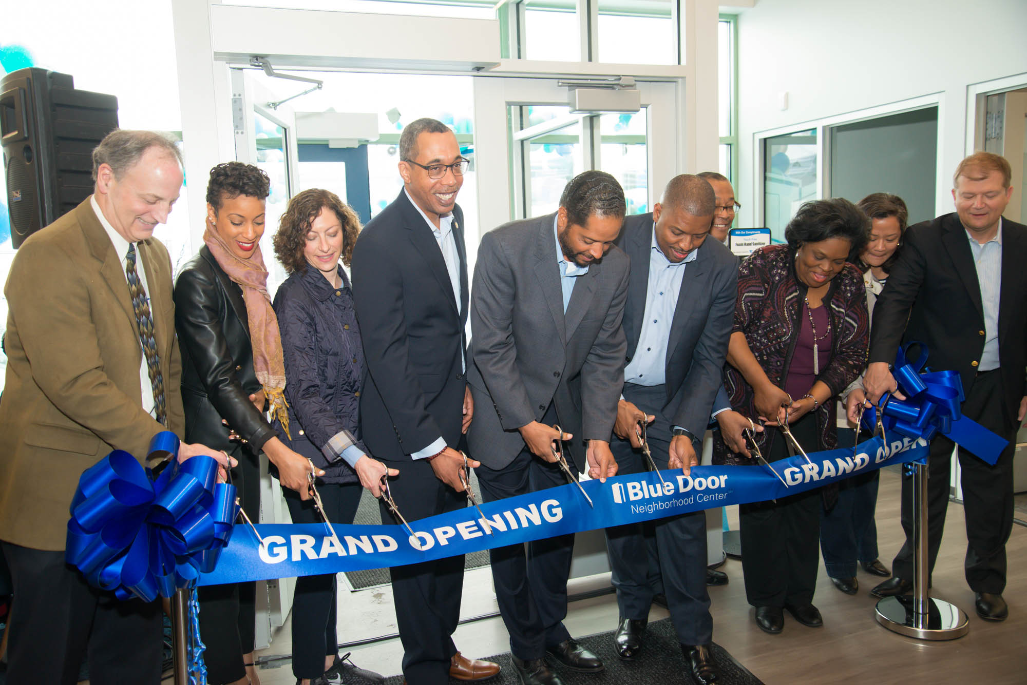 Blue Cross and Blue Shield of Illinois opens first ...
