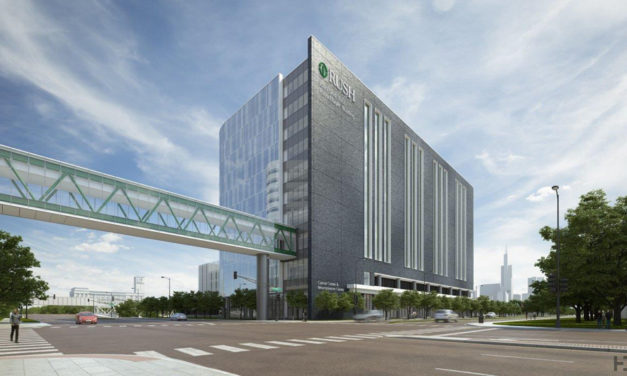 Rush breaks ground on $450 million outpatient care center