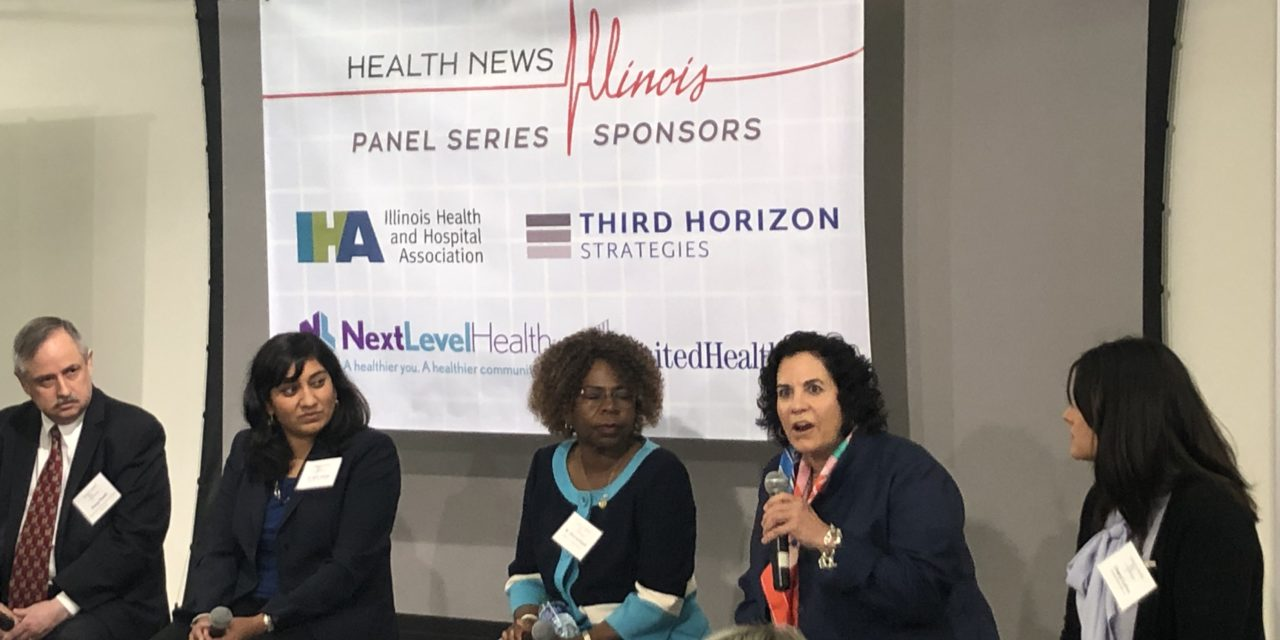 Panelists highlight innovations in addressing the social determinants of health