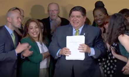 Pritzker signs marijuana recreation use into law