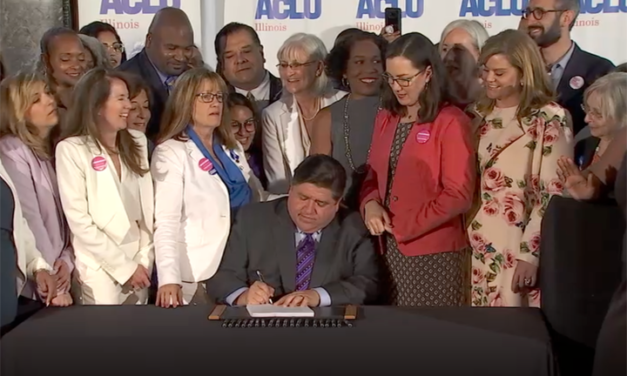 Pritzker signs abortion protection bill