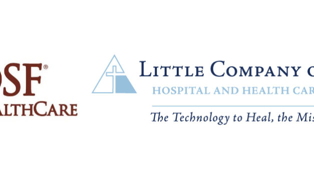 OSF HealthCare and Little Company of Mary finalize agreement