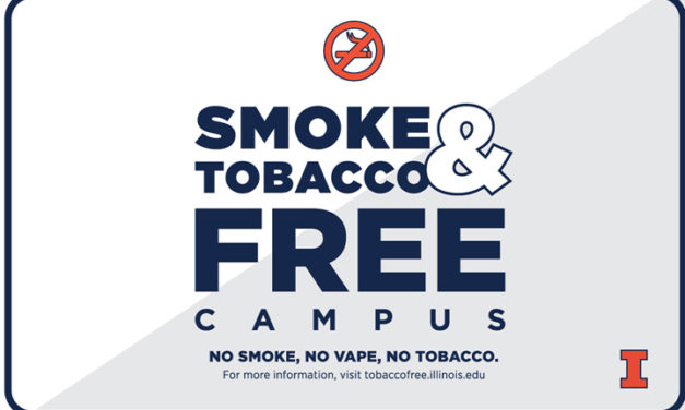 University of Illinois Urbana-Champaign bans tobacco products