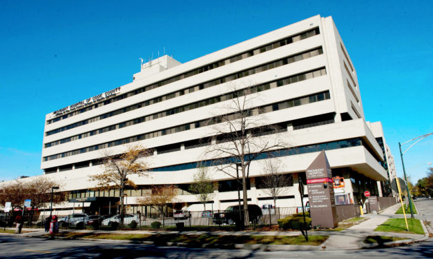 Cook County Health announces $240 million expansion of Provident Hospital campus