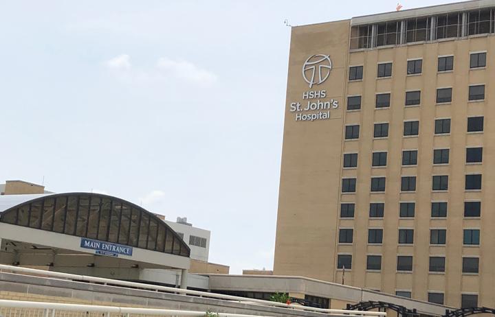 HSHS St. John's Hospital seeks to discontinue acute mental illness unit