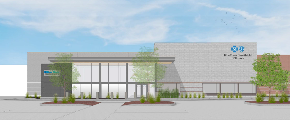 Blue Cross breaks ground on new health center on Chicago's south side