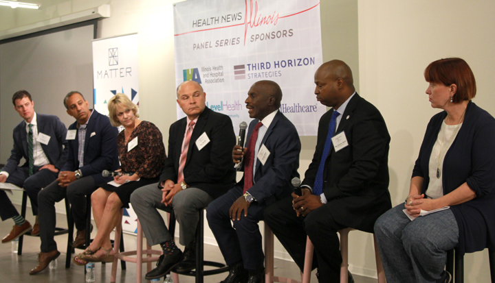 Panelists weigh in on hospital transformation