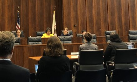 Committee hears steps taken to address lead levels in drinking water