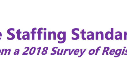 New survey shows potential benefits to nurse staffing ratios, IHA remains opposed