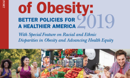 Report: Illinois in the middle of the pack on state obesity rates