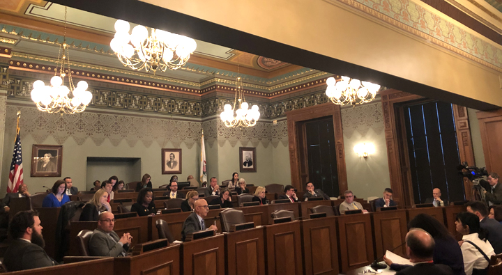 House committee passes stricter ethylene oxide plan, rejects proposal for home rule restrictions