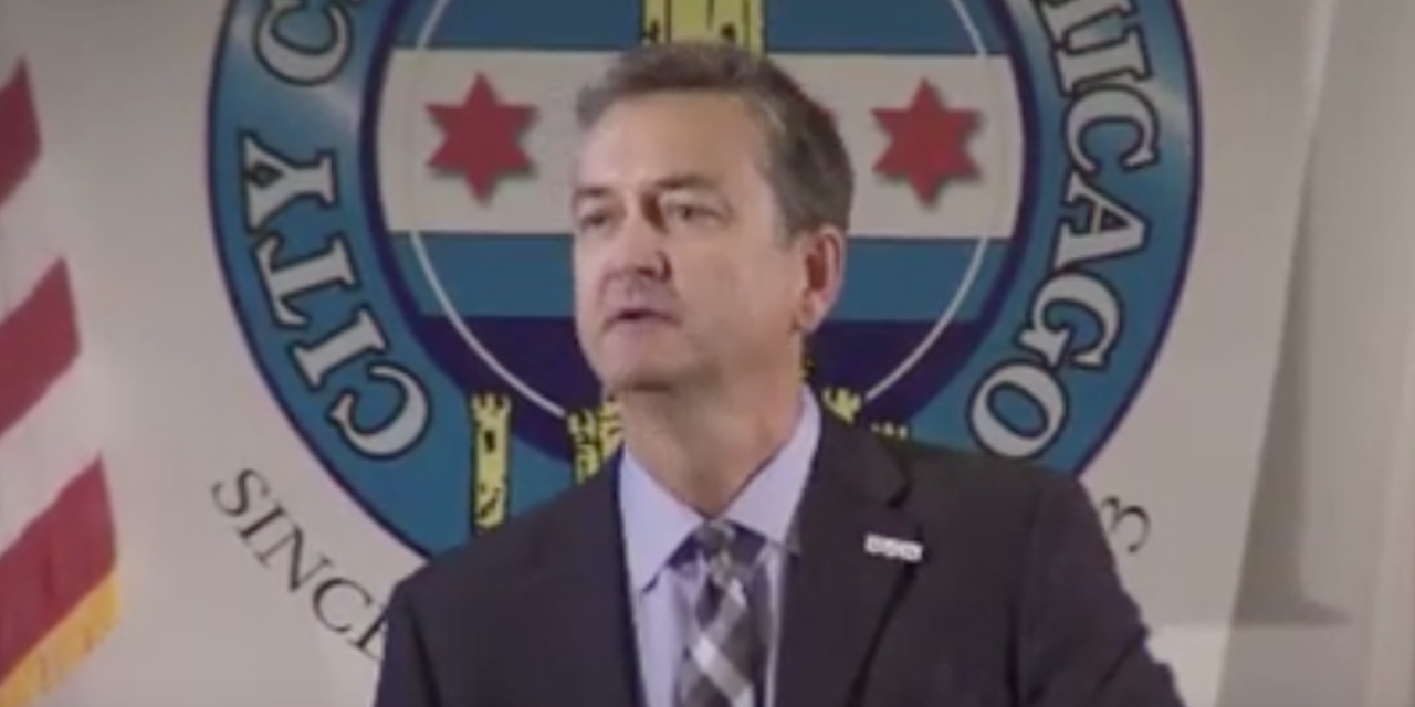 Dr. Jay Shannon out as Cook County Health CEO