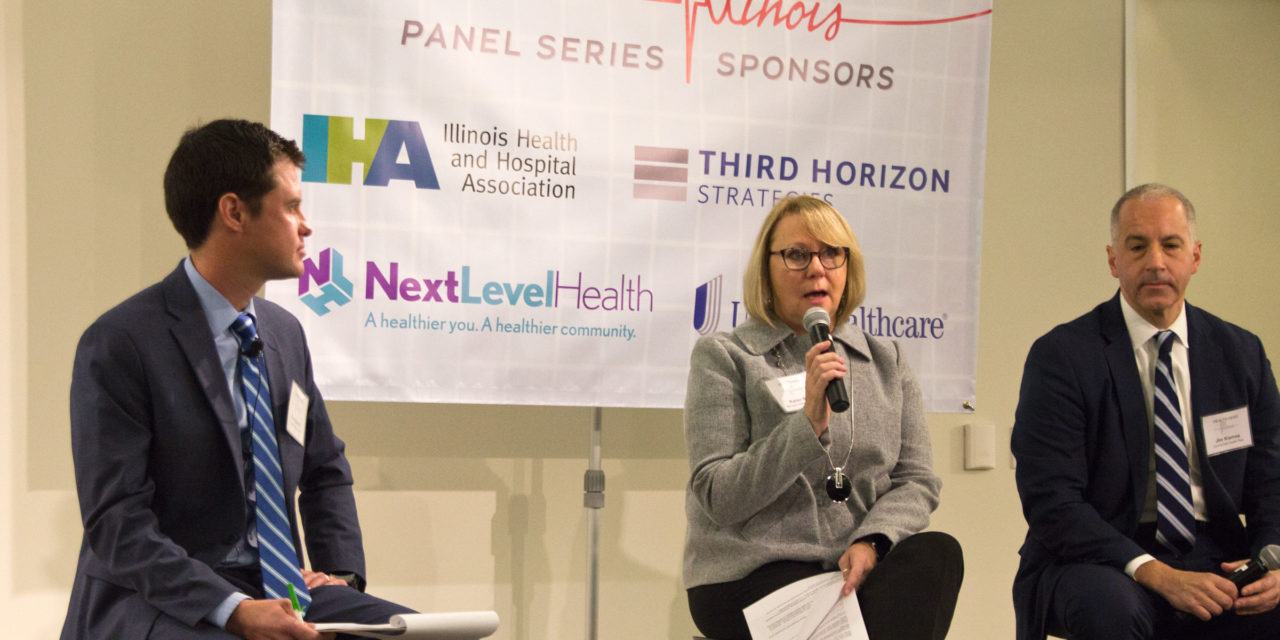 MCO CEOs say relationship with providers improving in Illinois