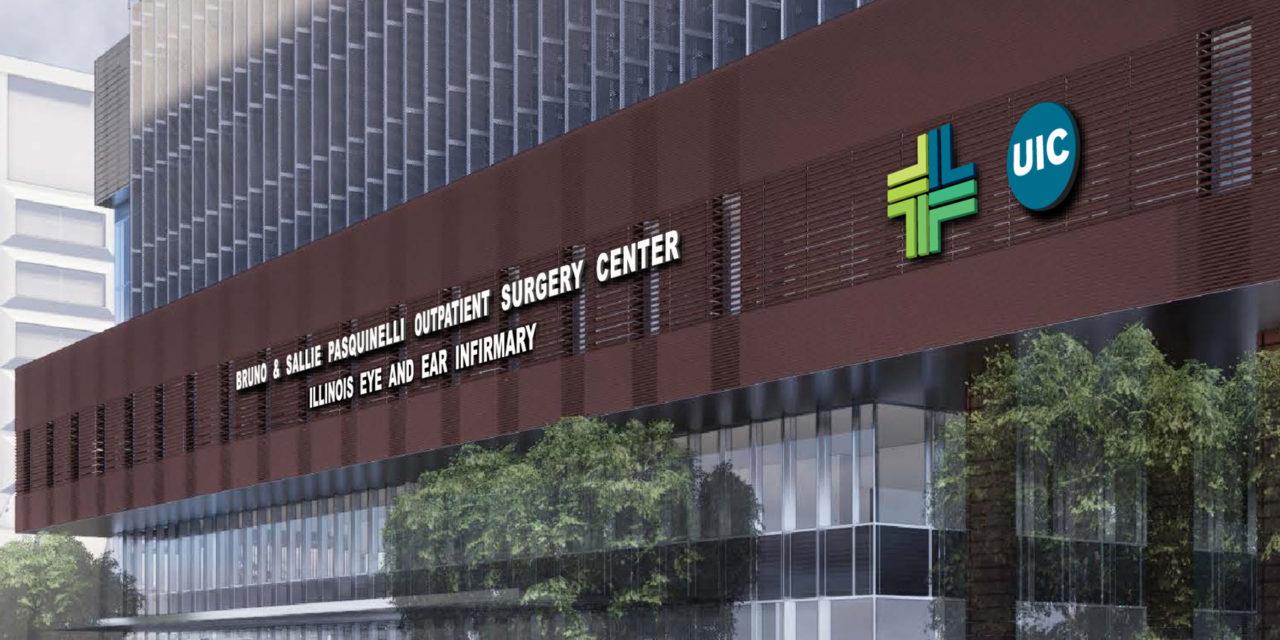 UI Health proposes $191 million outpatient surgery center
