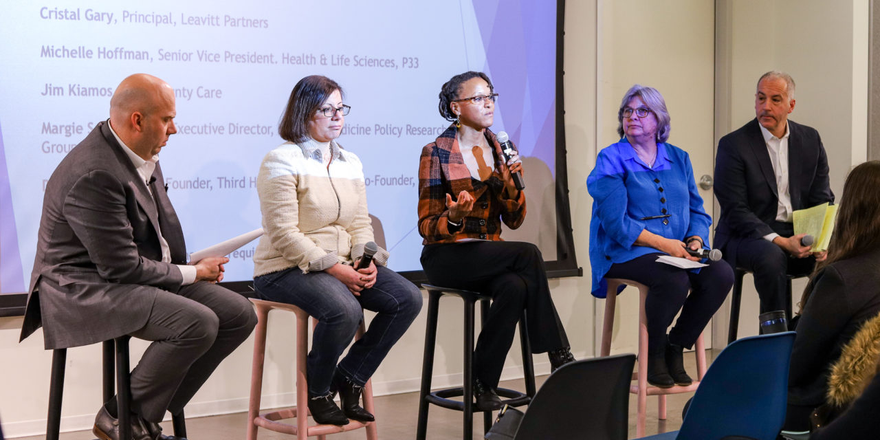 Panelists talk state of Chicago healthcare