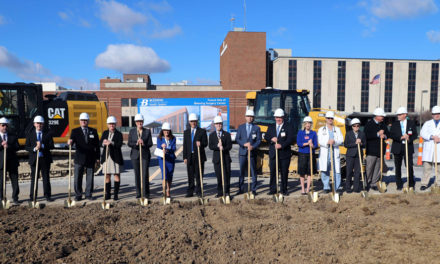 Quincy's Blessing Health System breaks ground on $21 million ambulatory surgery center
