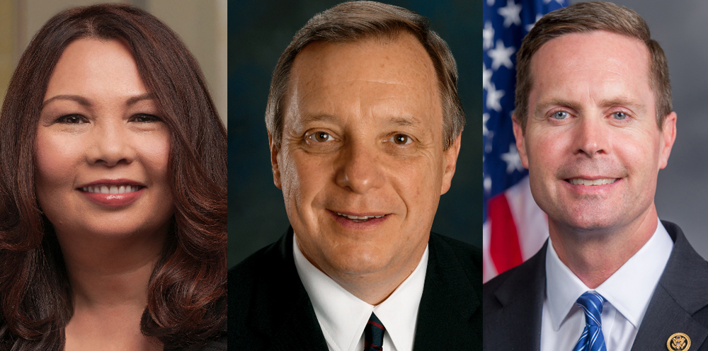Three Illinois lawmakers named to Trump's legislative task force to advise on reopening economy