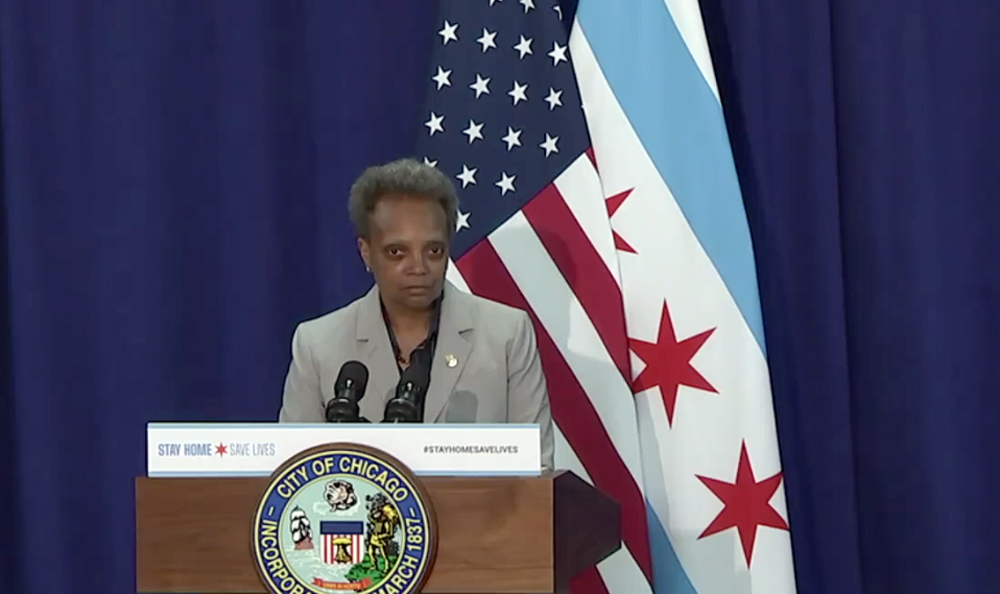 Lightfoot warns warm weather violence could add additional strain on Chicago's hospitals