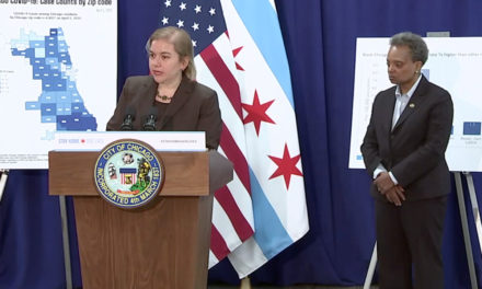 Arwady: Chicago may take step back in fight against COVID-19