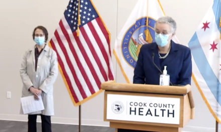 Preckwinkle taps new leaders for Cook County's COVID-19 response