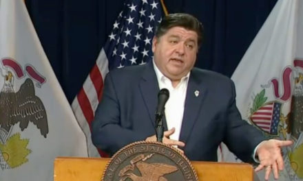 Pritzker: COVID-19 cases likely won't peak until next month