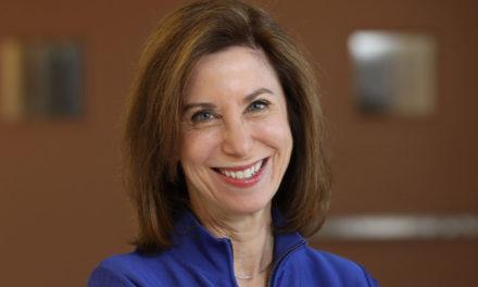 On the record with Sinai CEO Karen Teitelbaum