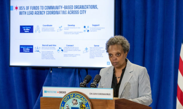 Chicago to provide $56 million to expand contact tracing efforts