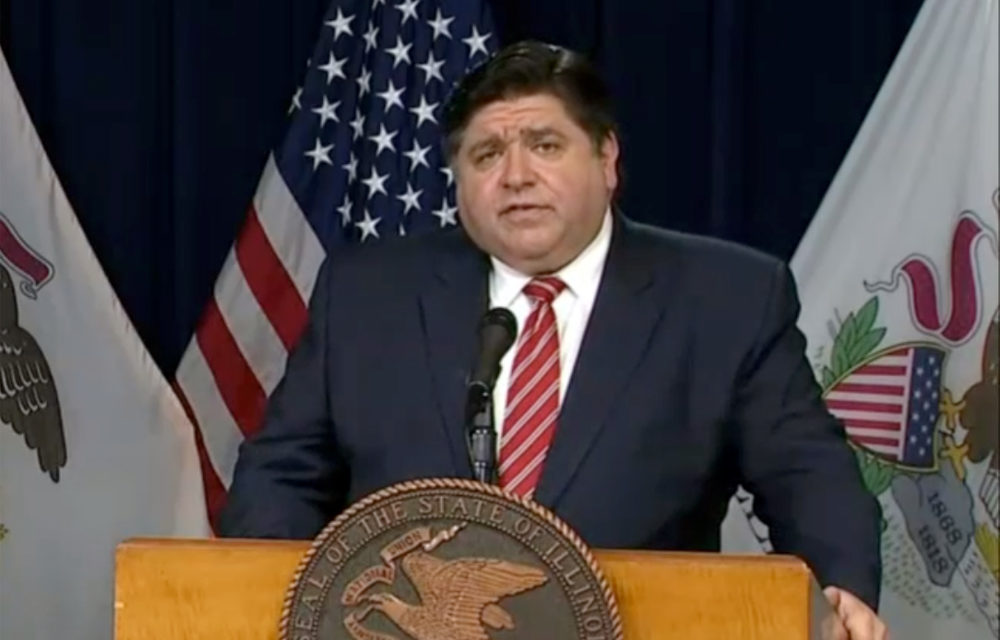 Pritzker to issue new executive order as 'stay-at-home' order ends