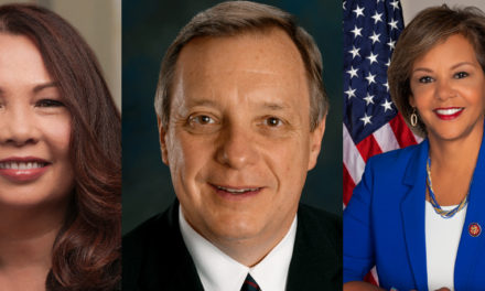 Durbin, Duckworth, Kelly discuss disparities in COVID-19 pandemic