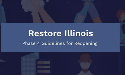 Illinois, city of Chicago unveil guidelines for Friday's phase four reopening
