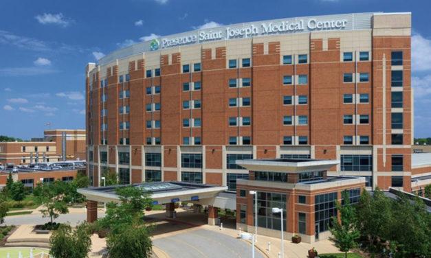 Nurses at AMITA St. Joseph Medical Center file 10-day strike notice